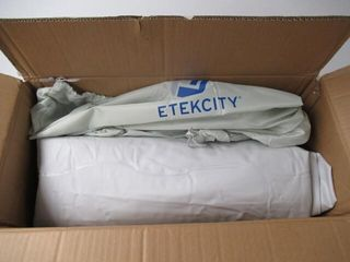 As Is  Etekcity Upgraded Camping Air Mattress
