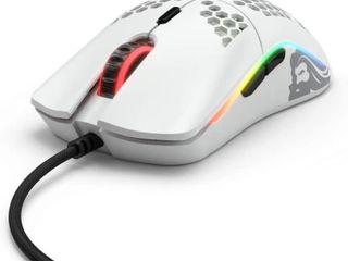 Glorious PC Gaming Race Model O  Matte White
