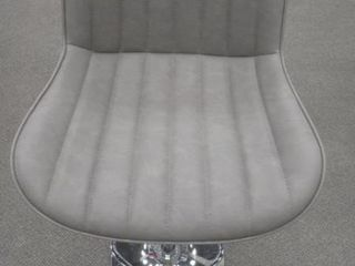 As Is  Armen living 30  Grey Modern Adjustable