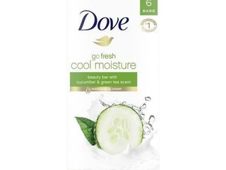 Dove go fresh Beauty Bar for Softer Skin Cucumber
