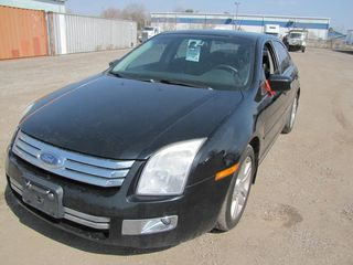 2007 FORD FUSION 248714 KMS