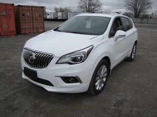 2017 BUICK ENVISION 69300 KMS