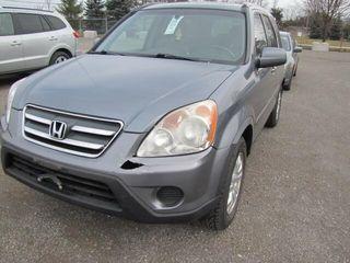 2006 HONDA CRV 209407 KMS