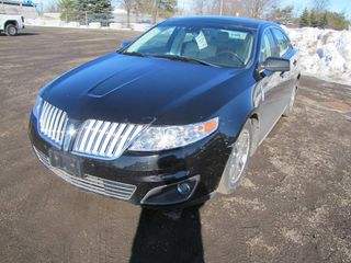 2009 lINCOlN MKS 308843 KMS