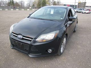 2012 FORD FOCUS 218835 KMS