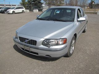 2002 VOlVO S60 270875 KMS