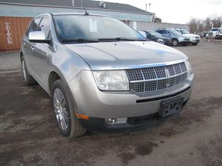 2008 lINCOlN MKX 253632 KMS
