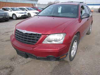 2005 CHRYSlER PACIFICA 190621 KMS