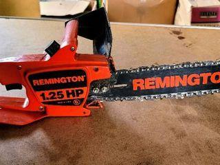 REMINGTON 1 25 HP Remington 12 Chain Saw   works