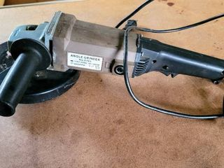 Angle Grinder No  6761   tested and works