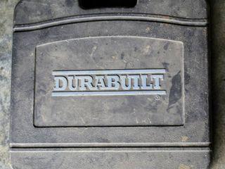 DURABUIlT Mechanics Tool Kit Socket Set in Case