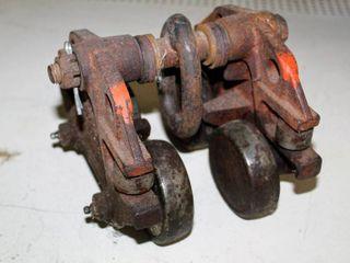 WEBB 10711 3 4 Ton Capacity Beam Trolley