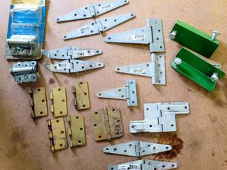 20  Pc Variety of Hinges