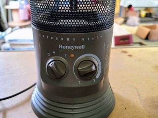 Honeywell Surround Heat Space Heater   works