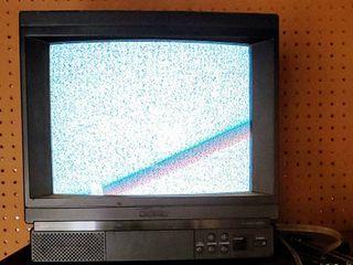 Vintage Sony Trinitron 13  Color TV