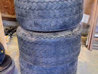 4  Kenda Hole N 1 18x8 50 8 Tires    1  Kenda 4 10 3 50 5 Tire