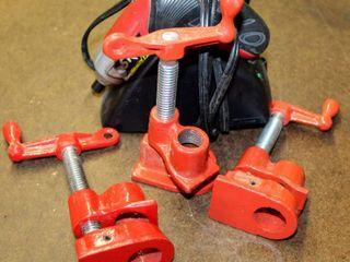 SKIl 2336 00 iXO 3 6V Cordless Screwdriver    3  Small Clamps