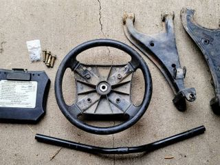 Steering Wheel and Parts