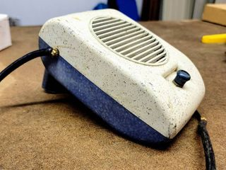 Vintage Ballantyne Drive In Movie Theater Window Speaker with Volume Control