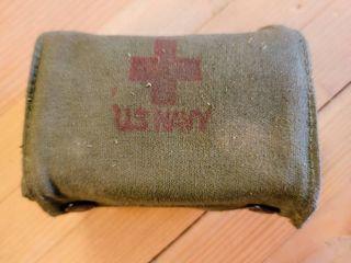 WWII World War II U S  Navy Kit 1942