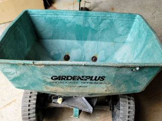 Garden Plus Broadcast Spreader