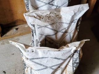 3  Bags Base layer Material for patios  walkways etc