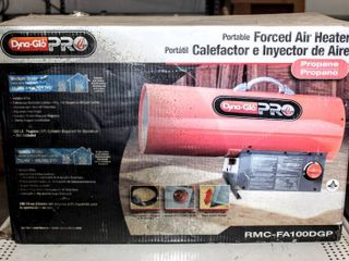 Dyna Glo PRO Portable Forced Air Heater