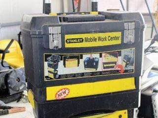 Stanley Mobile Work Center Rolling Workshop 18 x 11 x 24