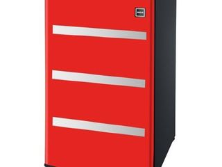 RCA 3 2 Cu Ft Garage Utility Mini Fridge RFR329  Red