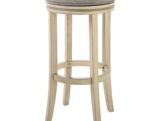 NEWRIDGE HOME GOODS VICTORIA SWIVEl BARSTOOl WOOD  RUBBER WOOD