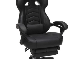 BlACK RESPAWN GAMING CHAIR