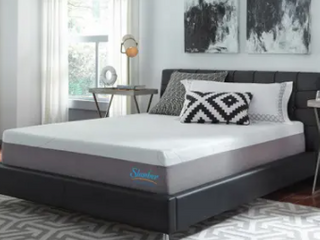 Slumber Solutions 12 Inches Gel Memory Foam