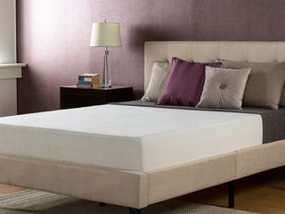 Sleep Master 10 Inch Pressure Relief Memory Foam Mattress  Twin