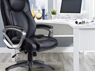 VANBOW ERGONOMIC OFFICE CHAIR DESCRIPTION   9065 BlACK