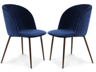PAIR OF EDGEMOD CHAIRS