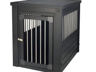New Age Pet Ecoflex Series Pet Crate Gray