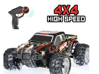 Double E Rc Car 4wd Off Road Remote Control Car High Speed Monster Trucks
