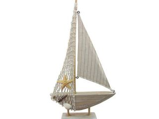 Nautical Decor   Classic Boat
