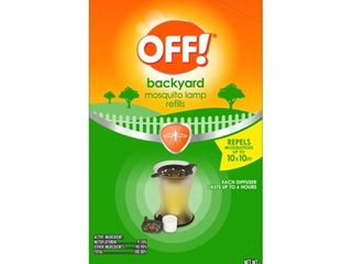 OFF  Mosquito lamp Refills  0 058 oz  2 ct