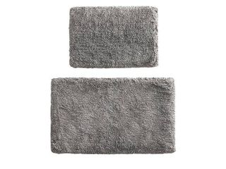 Madison Park Signature Ritzy Cotton Solid Tufted 2 Piece Bath Rug Set