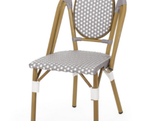 REMI OUTDOORS FRENC BRISTO CHAIRS SET OF 2