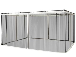 Outsunny Replacement Mosquito Netting for 10  x 13  Gazebo  Retail 78 98