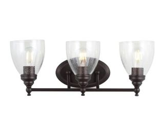 Jonathan Y Marais 22 5  3 light led Wall Sconce
