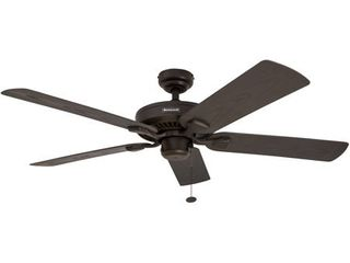 Honeywell Belmar 52  Bronze Outdoor Ceiling Fan