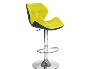 Spyder Contemporary Adjustable Barstool  Retail 77 98