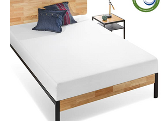 Zinus Full 10  Memory Foam Mattress
