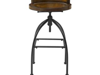 Edison Adjustable Height Stool  Retail 118 60