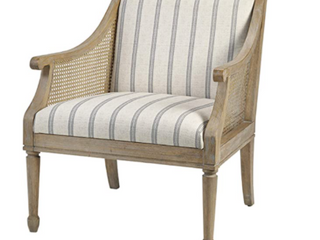 Martha Stewart Isla Accent Armchair  Retail 457 99