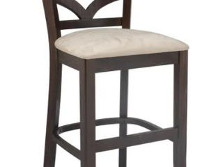 Copper Grove Bighorn Curtain Back Counter Barstool