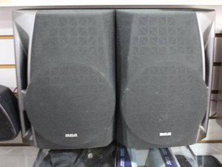 lot of 2 RCA Speakers   Mo      RS1248   8  x 12